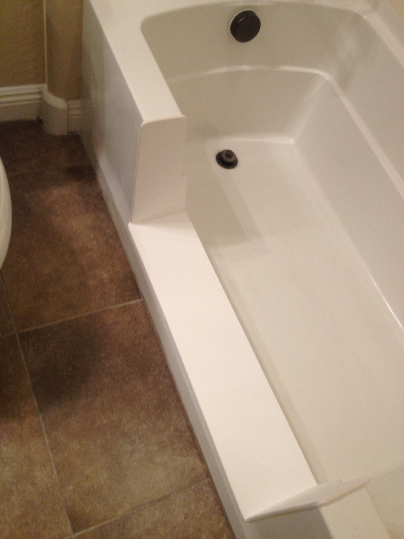 Bathtub Cutout Conversion to Shower Sun City 623-210-0720